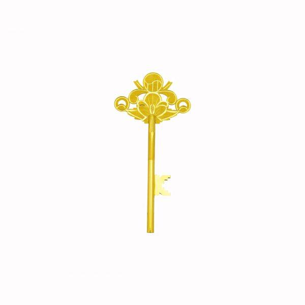 순금 행운 의 열쇄 5돈 24k golden key