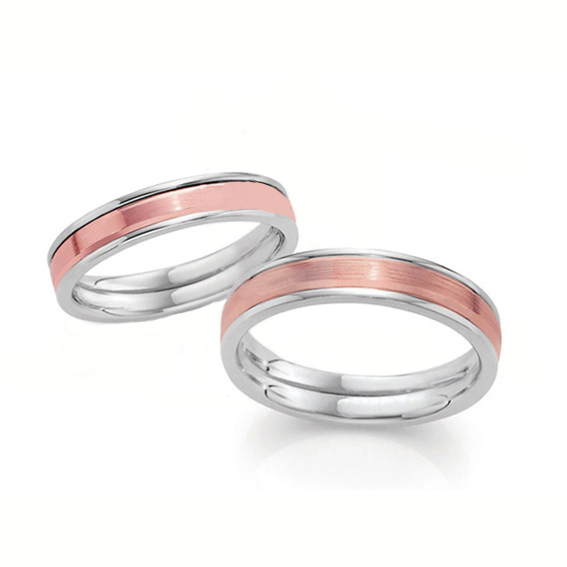 핑크골드 커플링