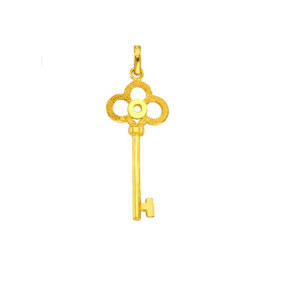 순금-열쇠-24k-golden-key-pendent