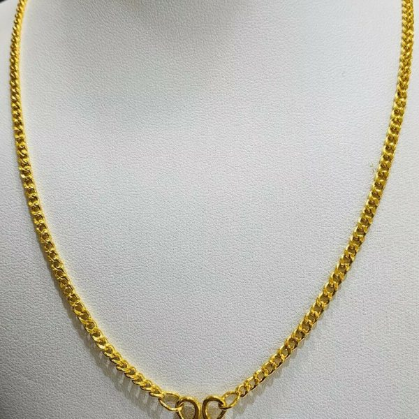 24k gold necklace 5 돈 목걸이 18.75 gram 24k chain